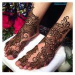 фото Мехенди на свадьбу от 04.12.2017 №071 - Mehendi for the wedding - tattoo-photo.ru