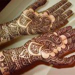фото Мехенди на свадьбу от 04.12.2017 №072 - Mehendi for the wedding - tattoo-photo.ru