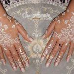 фото Мехенди на свадьбу от 04.12.2017 №073 - Mehendi for the wedding - tattoo-photo.ru