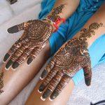 фото Мехенди на свадьбу от 04.12.2017 №074 - Mehendi for the wedding - tattoo-photo.ru