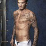 фото Тату Дэвида Бекхэма от 26.11.2017 №003 - Tattoo of David Beckham - tattoo-photo.ru