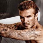 фото Тату Дэвида Бекхэма от 26.11.2017 №041 - Tattoo of David Beckham - tattoo-photo.ru