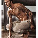 фото Тату Дэвида Бекхэма от 26.11.2017 №042 - Tattoo of David Beckham - tattoo-photo.ru