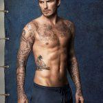 фото Тату Дэвида Бекхэма от 26.11.2017 №060 - Tattoo of David Beckham - tattoo-photo.ru