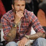 фото Тату Дэвида Бекхэма от 26.11.2017 №062 - Tattoo of David Beckham - tattoo-photo.ru