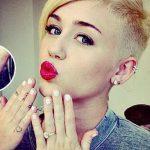 фото Тату Майли Сайрус от 05.12.2017 №030 - Miley Cyrus Tattoo - tattoo-photo.ru