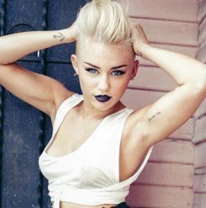 фото Тату Майли Сайрус от 05.12.2017 №040 - Miley Cyrus Tattoo - tattoo-photo.ru 236234262