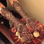 фото Узоры для мехенди от 04.12.2017 №040 - Patterns for mehendi - tattoo-photo.ru