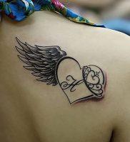 фото тату Крылья от 04.12.2017 №012 — Tattoo Wings — tattoo-photo.ru