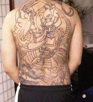 фото тату Якудза от 04.12.2017 №089 — Yakuza tattoo — tattoo-photo.ru