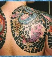 фото тату Якудза от 04.12.2017 №090 — Yakuza tattoo — tattoo-photo.ru