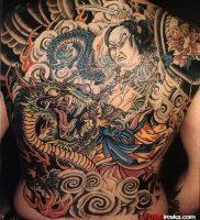 фото тату Якудза от 04.12.2017 №094 — Yakuza tattoo — tattoo-photo.ru