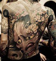 фото тату Якудза от 04.12.2017 №095 — Yakuza tattoo — tattoo-photo.ru