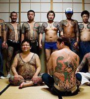 фото тату Якудза от 04.12.2017 №096 — Yakuza tattoo — tattoo-photo.ru