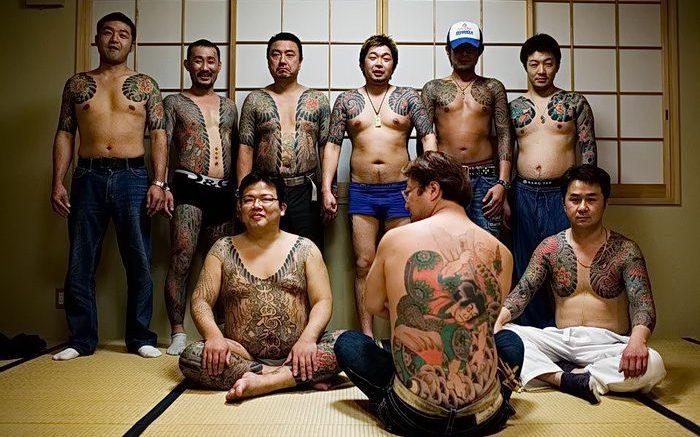 фото тату Якудза от 04.12.2017 №096 - Yakuza tattoo - tattoo-photo.ru