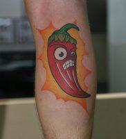фото тату перец от 29.12.2017 №001 — pepper tattoos — tattoo-photo.ru