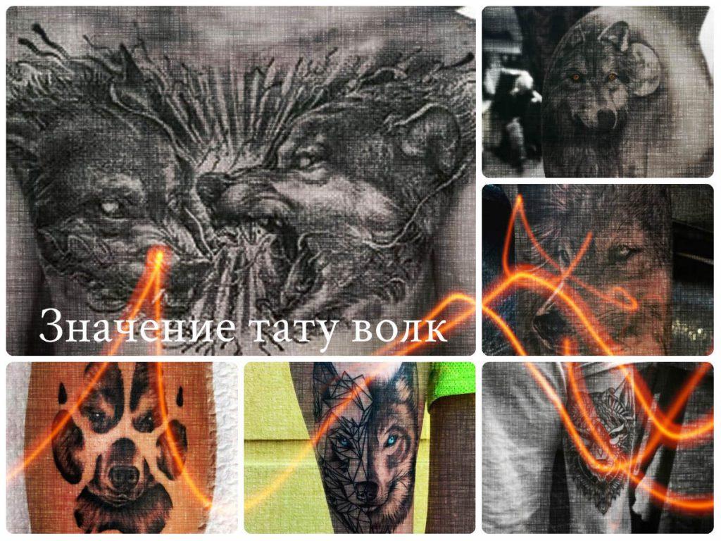 Значение тату волк - коллекция фото готовых рисунков татуировки