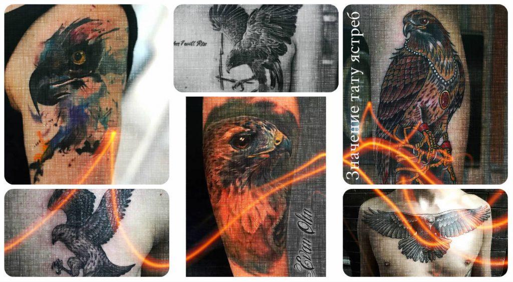 Значение тату ястреб - коллекция фото готовых рисунков татуировки