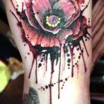 фото Абстрактные тату от 16.01.2018 №040 - Abstract tattoos - tattoo-photo.ru