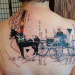 фото Абстрактные тату от 16.01.2018 №054 - Abstract tattoos - tattoo-photo.ru