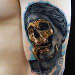 фото Абстрактные тату от 16.01.2018 №098 - Abstract tattoos - tattoo-photo.ru