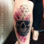 фото Абстрактные тату от 16.01.2018 №103 - Abstract tattoos - tattoo-photo.ru