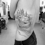 фото Абстрактные тату от 16.01.2018 №109 - Abstract tattoos - tattoo-photo.ru
