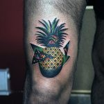 фото Абстрактные тату от 16.01.2018 №140 - Abstract tattoos - tattoo-photo.ru