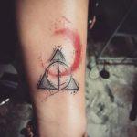фото Абстрактные тату от 16.01.2018 №151 - Abstract tattoos - tattoo-photo.ru