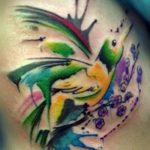 фото Абстрактные тату от 16.01.2018 №159 - Abstract tattoos - tattoo-photo.ru