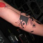 фото Абстрактные тату от 16.01.2018 №163 - Abstract tattoos - tattoo-photo.ru
