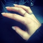 фото Белые тату от 19.02.2018 №046 - White Tattoo - tattoo-photo.ru