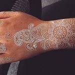 фото Белые тату от 19.02.2018 №120 - White Tattoo - tattoo-photo.ru