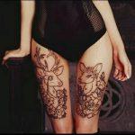 фото Больно ли делать тату от 10.03.2018 №002 - Is it painful to do a tattoo - tattoo-photo.ru