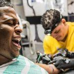 фото Больно ли делать тату от 10.03.2018 №003 - Is it painful to do a tattoo - tattoo-photo.ru