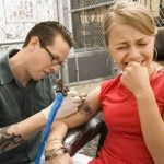 фото Больно ли делать тату от 10.03.2018 №007 - Is it painful to do a tattoo - tattoo-photo.ru