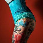 фото Больно ли делать тату от 10.03.2018 №009 - Is it painful to do a tattoo - tattoo-photo.ru 25234