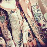 фото Больно ли делать тату от 10.03.2018 №019 - Is it painful to do a tattoo - tattoo-photo.ru