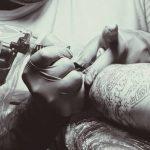 фото Больно ли делать тату от 10.03.2018 №030 - Is it painful to do a tattoo - tattoo-photo.ru