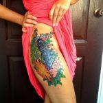 фото Больно ли делать тату от 10.03.2018 №033 - Is it painful to do a tattoo - tattoo-photo.ru