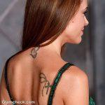 фото Тату Алиссы Милано от 10.03.2018 №019 - Tattoo by Alyssa Milano - tattoo-photo.ru