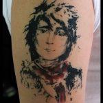 фото Тату Земфиры от 20.02.2018 №015 - Tattoos of Zemfira - tattoo-photo.ru