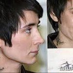фото Тату Земфиры от 20.02.2018 №038 - Tattoos of Zemfira - tattoo-photo.ru