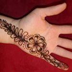 фото мехенди на руке от 10.03.2018 №008 - mehendi on hand - tattoo-photo.ru