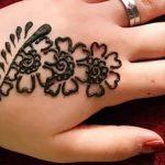 фото мехенди на руке от 10.03.2018 №014 - mehendi on hand - tattoo-photo.ru
