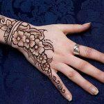 фото мехенди на руке от 10.03.2018 №029 - mehendi on hand - tattoo-photo.ru