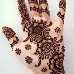 фото мехенди на руке от 10.03.2018 №032 - mehendi on hand - tattoo-photo.ru