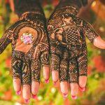 фото мехенди на руке от 10.03.2018 №040 - mehendi on hand - tattoo-photo.ru