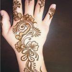 фото мехенди на руке от 10.03.2018 №050 - mehendi on hand - tattoo-photo.ru