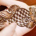 фото мехенди на руке от 10.03.2018 №077 - mehendi on hand - tattoo-photo.ru